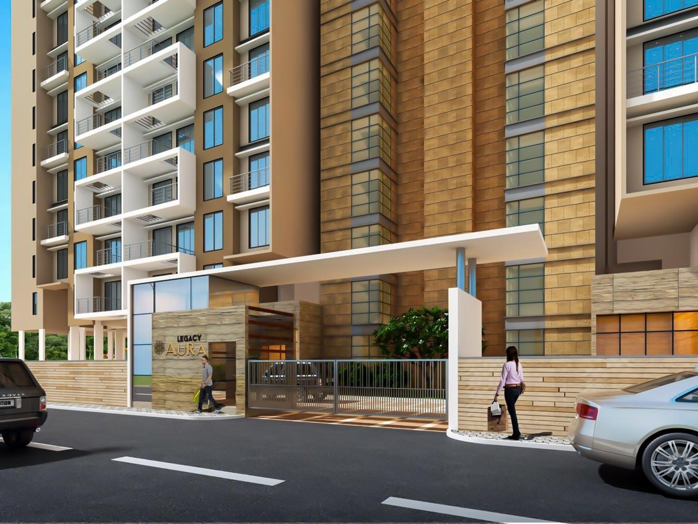 Legacy Aura - 1, 2, 2.5 BHK Value Homes at Rahatani, Pune ...