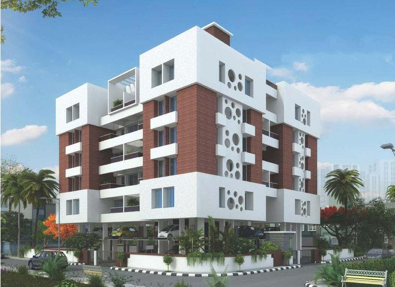 Ankoorshree 3 Bhk Ultra Luxury Homes At Kothrud Pune Estatemint Com